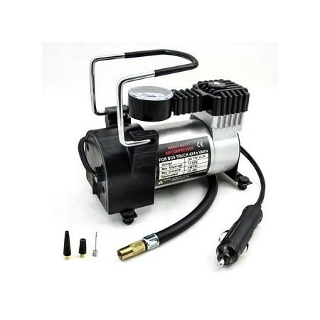 Generic Portable Air Compressor Heavy Duty 12V 140PSI/965kPA Pump
