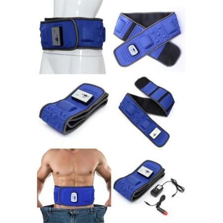 Electric Body Slimming Belt Waist Trainer Massage
