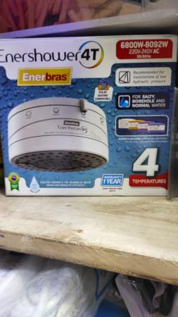 Enerbras Enerbras Enershower (4 ) Instant Shower Heater