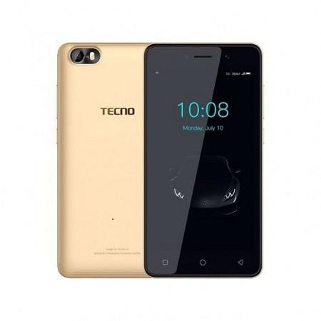 Tecno SA6s - 5 Inch - 8GB ROM - Champagne Gold