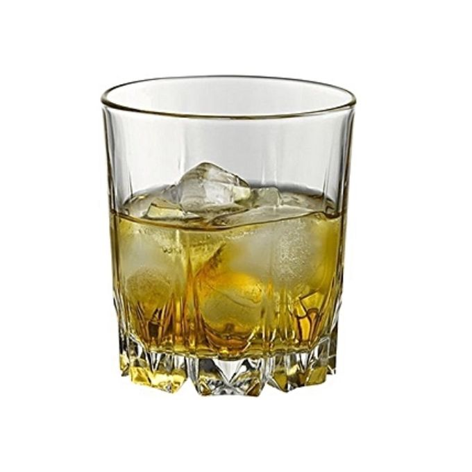 Whisky Glass Set - 6 Pieces.