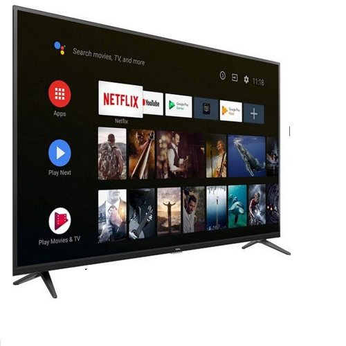 TCL 55 Inch Smart TV Android Full HD FRAMELESS