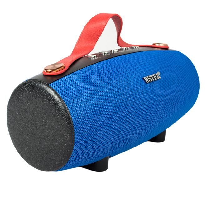 Wster WS-1838 Portable Wireless Bluetooth Speaker