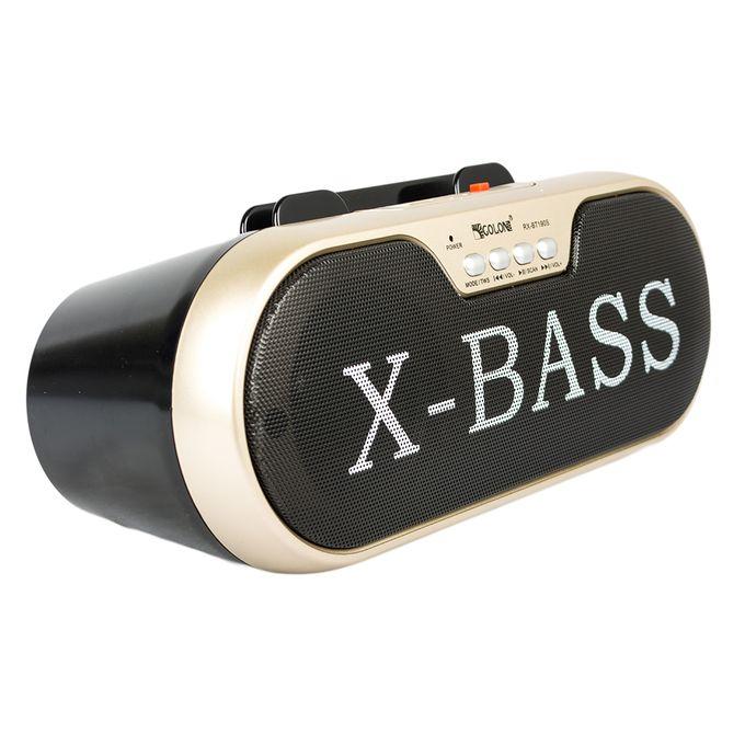 Golon RX-BT190S X-Bass Wireless Speaker - Black