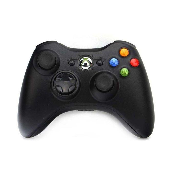 Microsoft XBOX 360 Accessory Wireless Controller black