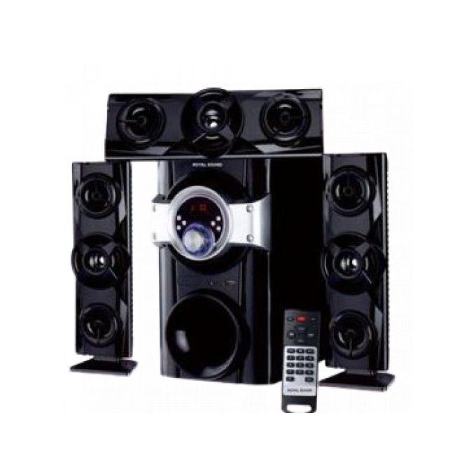 Royal Sound 3.1 12000W MULTIMEDIA SPEAKER(BLUETOOTH,USB,FM)