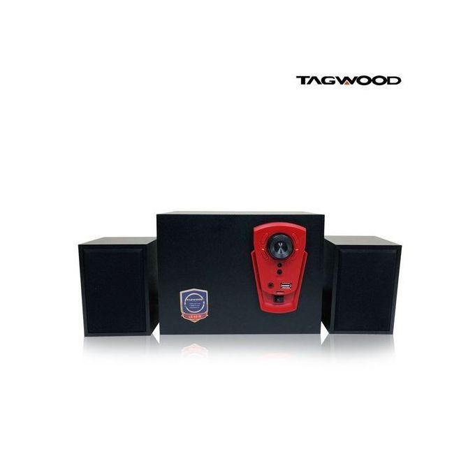 AGWOOD SUBWOOFER LS421B- BLUETOOTH,FM,SB/USB 5800 WATTS