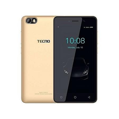TECNO F1, 5.0 Inch, 8GB +1GB (Dual SIM), Champagne Gold
