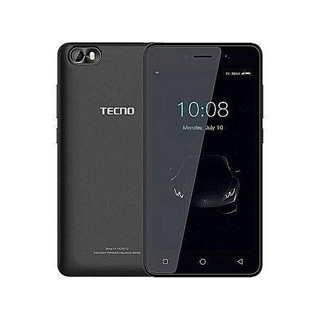 TECNO F1, 8GB + 1GB, (Dual SIM) - Elegant Black