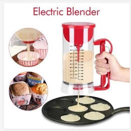 Pancake machine cordless