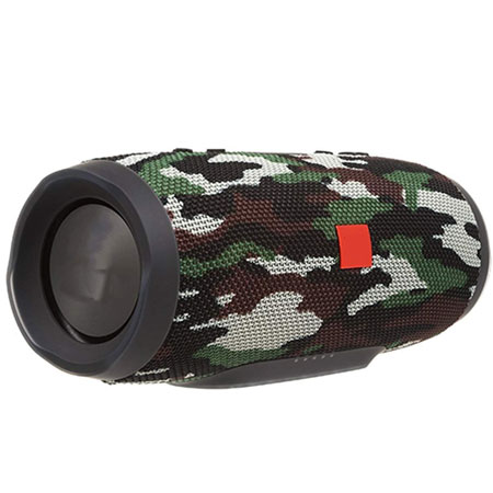 Charge 3 Waterproof Portable Bluetooth Speaker-Camouflage