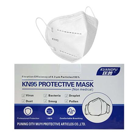 KN95 Protective Face Mask (5 PCS)