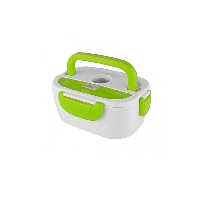 Generic Electric Lunch Box - Green