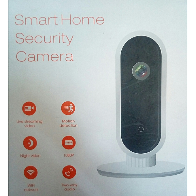 Generic Smart Home Security, Speaker Camera, Nanny WiFi Camera.