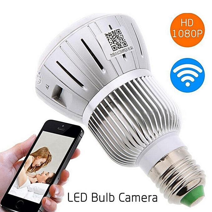Generic WiFi Bulb Camera