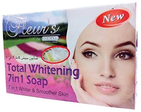 Fleur's Total Whitening 7 in 1 Soap