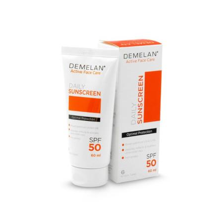 Glenmark Demelan SPF 50 Face Sunscreen Lotion,UVA/UVB Protection