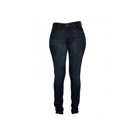 Forever Young Dark Blue Women's Skinny Jeans Pants