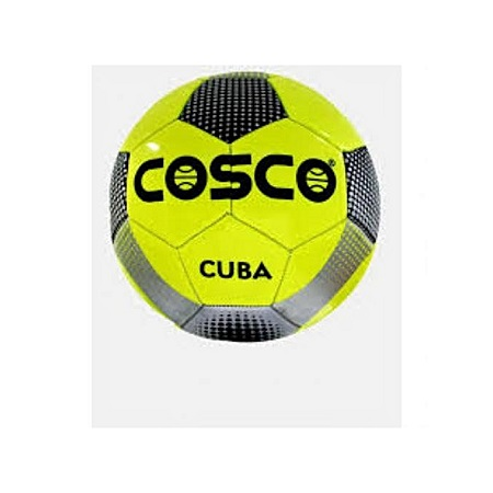 Football Cuba Cosco Size 5, With Nozzle