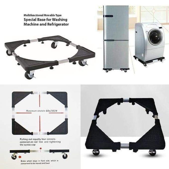 Generic Adjustable fridge/washing machine stand