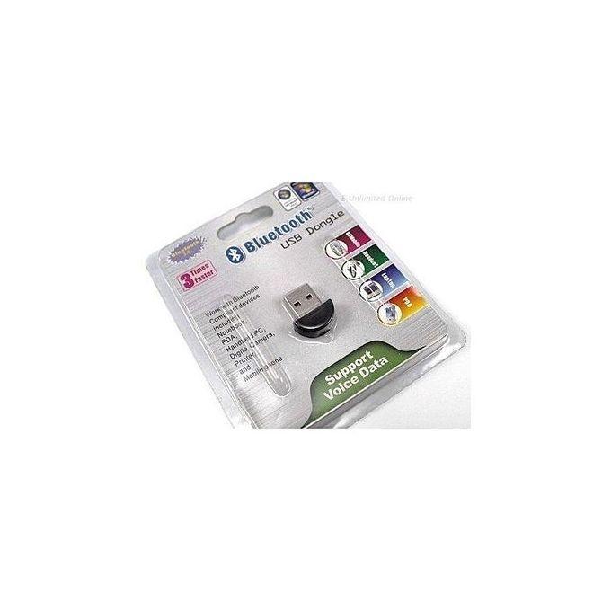 Generic Bluetooth 2.0 USB Wireless Dongle - Black