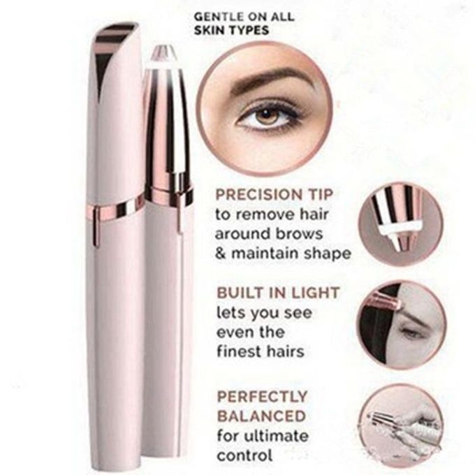 Generic Flawless Hair Remover For Eyebrows - Instantly & Painlessly