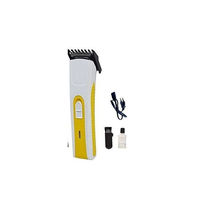 Nova Rechargeable Shaver/Hair Trimmer/clipper - Varing Colour and Design