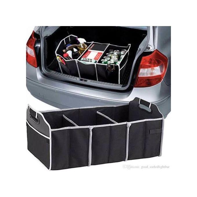 Generic Travel Car Boot Organizer Storage Bag