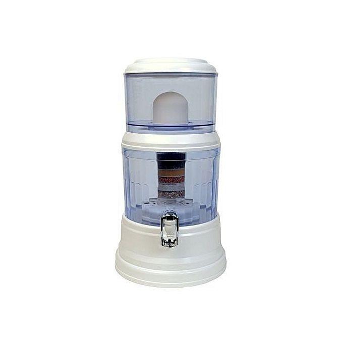 Generic Water Purifier Dispenser - White
