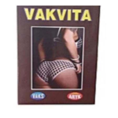 Vakvita 10 Days HIP UP WOMEN CAPSULES