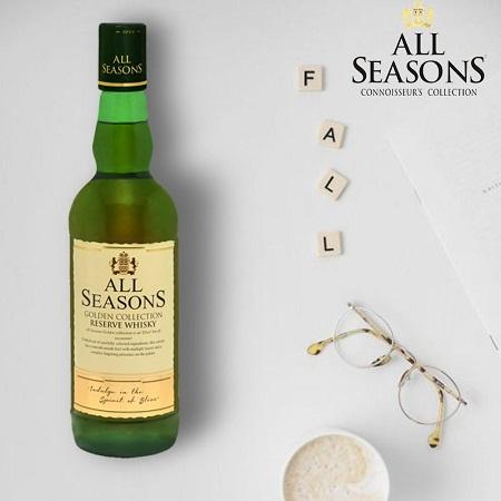 All Seasons Reserve Whisky 750ml