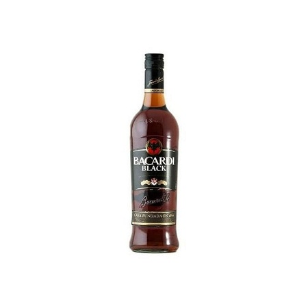 Bacardi Black Rum - 750ml