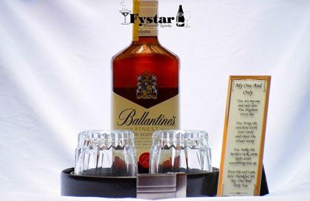 Ballantine's Whisky Gift Hamper