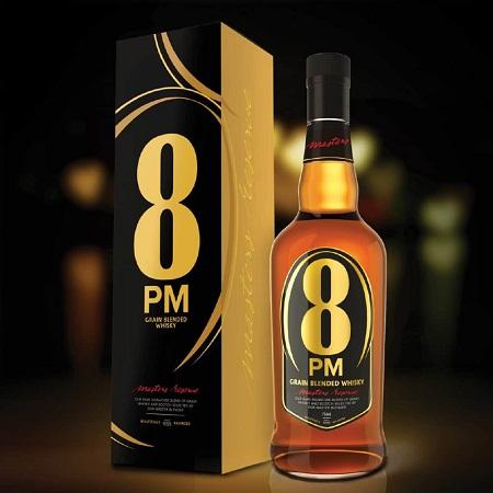 8PM Rare Blend Whisky 1L