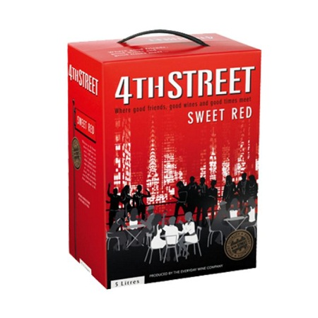 4th Street Sweet Red