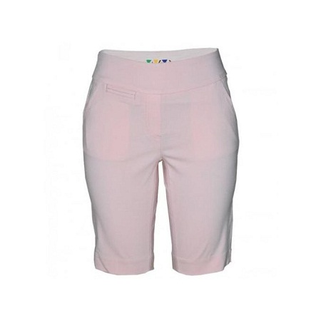Forever Young Peach Womens Shorts