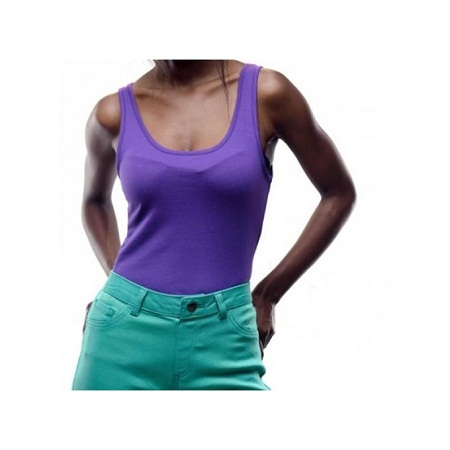Forever Young Purple Women's Tank Tops