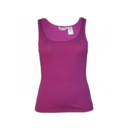 Forever Young Magenta Women's Tank Tops