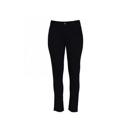 Forever Young Black Skinny Jeans Womens Pants