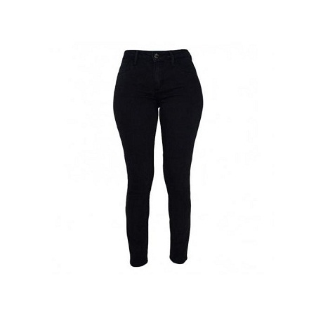 Forever Young Black Women's Skinny Pants