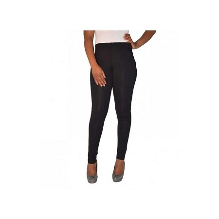Forever Young Black Girls Basic Leggings