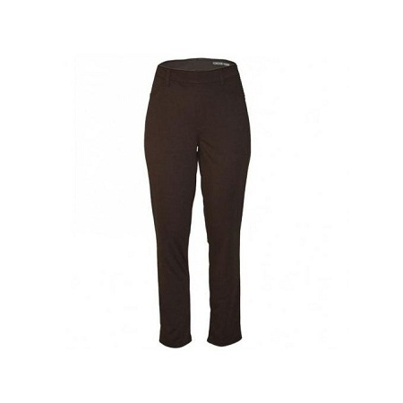 Forever Young Brown Ponte Leggings