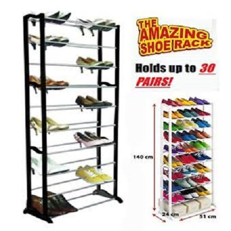 Shoerack For 30 Pairs