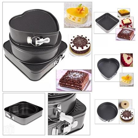 3pc baking tin