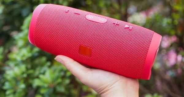 Charge 3 Waterproof Portable Bluetooth Speaker