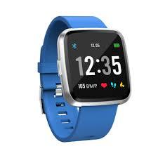 Ctroniq Bond IX fitness Tracker blue