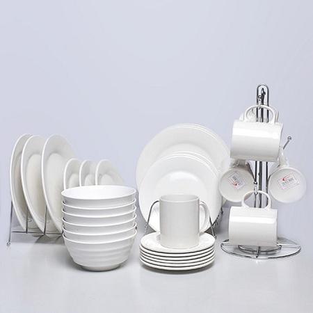 Generic Dinner Set - 32 Pieces