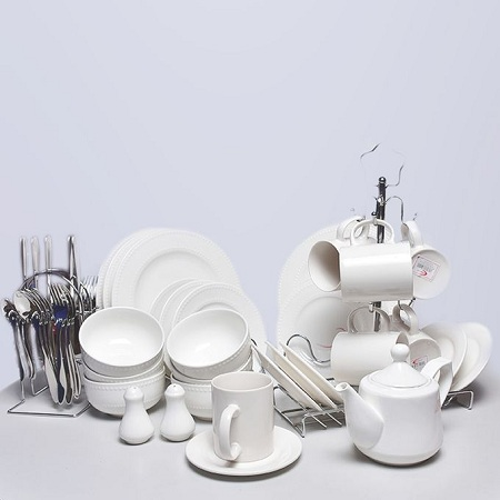 Generic Dinnerware Set - 59 Pcs