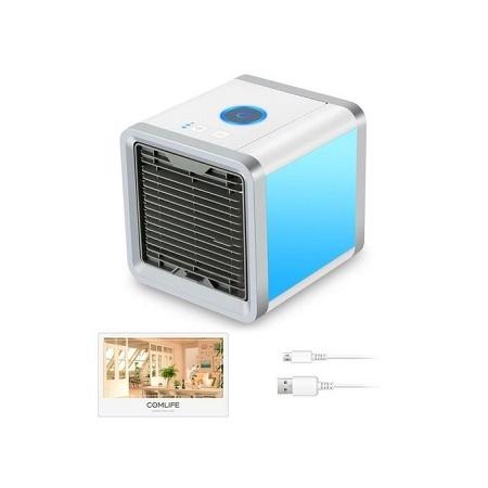 Generic Portable Mini Air Conditioning USB Fan