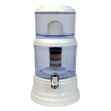 Generic Water Purifier - 24 Litres - White